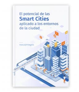 Smart cities infografía