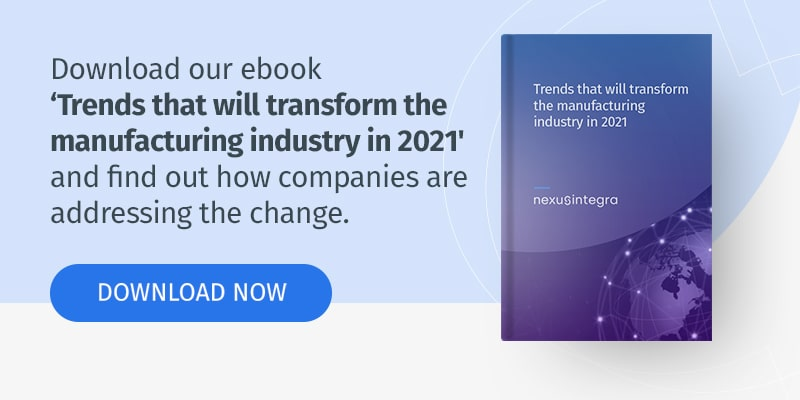 Trends in industry 2021