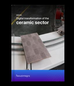 Digital transformation ceramic sector